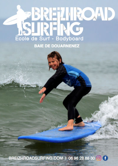 Surf gite de Run Vraz